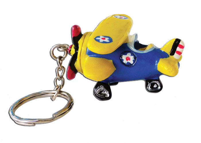 KEY CHAIN - AIRPLANE