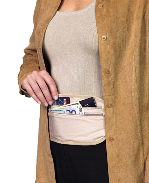 WAIST MONEY BELT