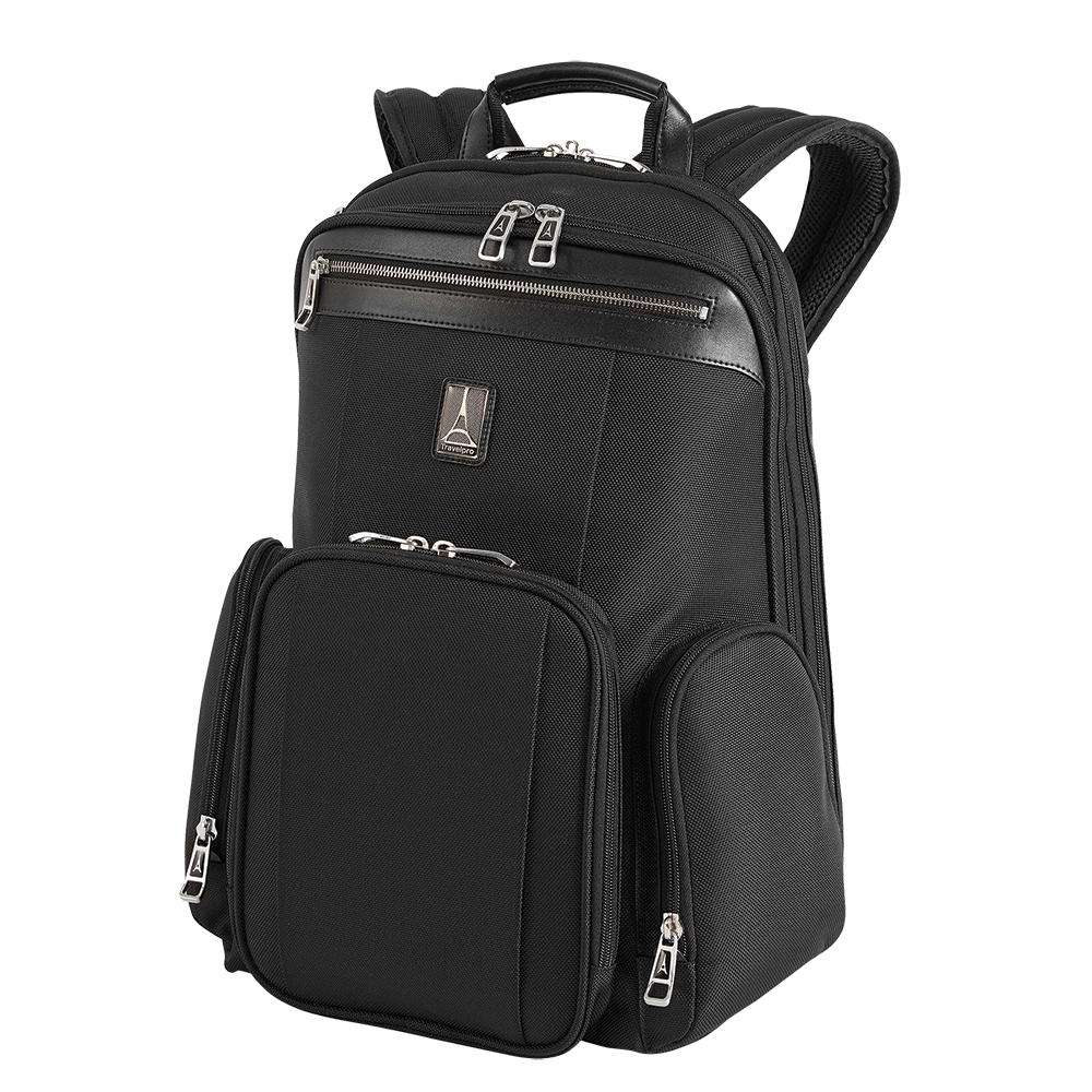 PLATINUM MAGNA 2 CP-FRIENDLY BUSINESS BACKPACK BLACK