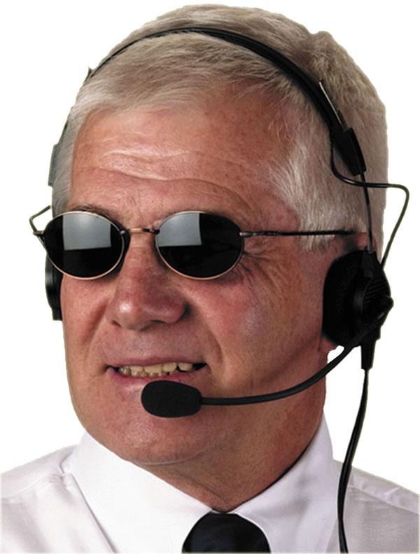 TELEX REPLACEMENT WINDSCREEN FOR AIRMAN 750 (FOAM COVERING ...