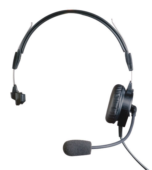 TELEX AIRMAN 850 SINGLE-SIDE LIGHTWEIGHT ACTIVE NOISE REDUCTION HEADSET