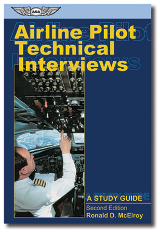 AIRLINE PILOT TECHNICAL INTERVIEWS BOOK