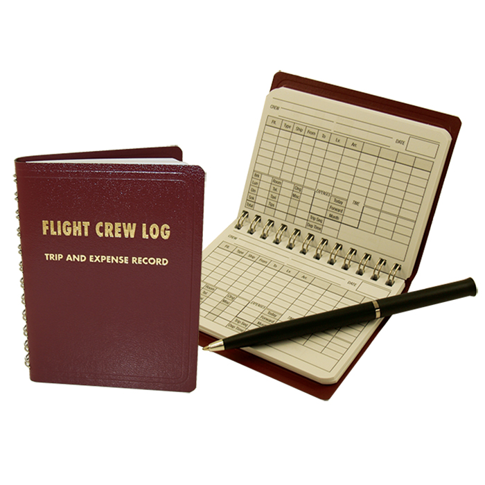 FLIGHT CREW LOG BOOK