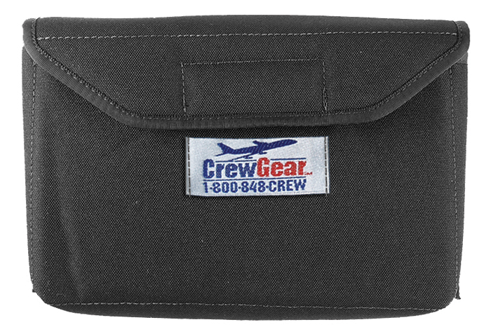 REPLACEMENT CORDURA POCKET FLIGHT CASE LARGE BLACK