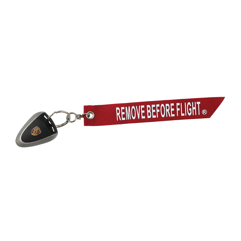 KEY CHAIN- REMOVE BEFORE FLIGHT - 6