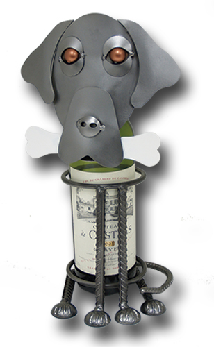 LABRADOR WINE CADDY