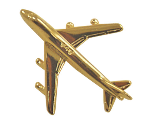 AVIATION TAC PIN - 747
