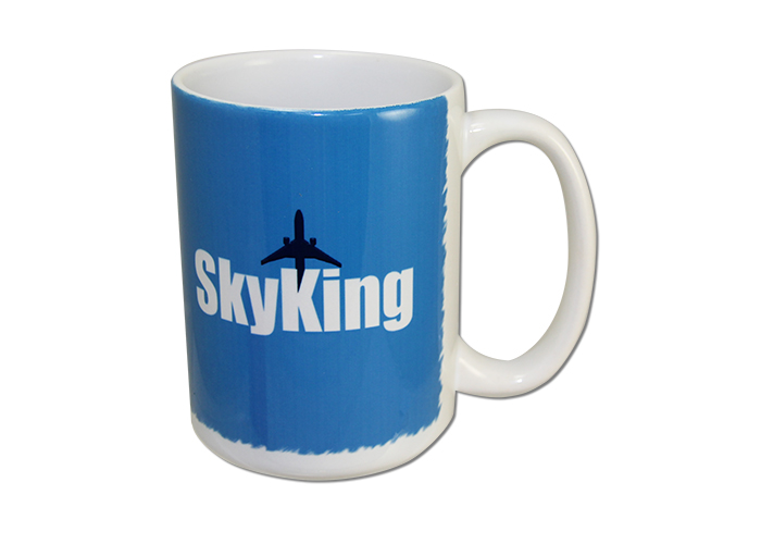 SKY KING AVIATION MUG