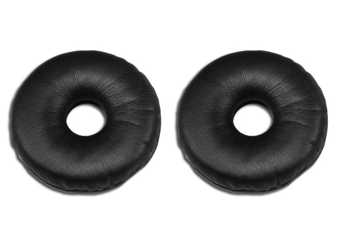 TELEX LEATHERETTE EAR REPLACEMENT CUSHIONS ANR 850 (PAIR)
