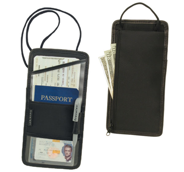 ID/BOARDING PASS HOLDER