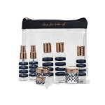 Twelve-piece Clear Security Case