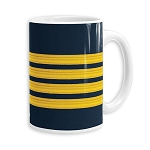Captain Four Stripes Mug