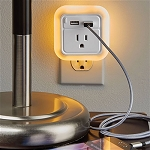 Night Light Charging Station