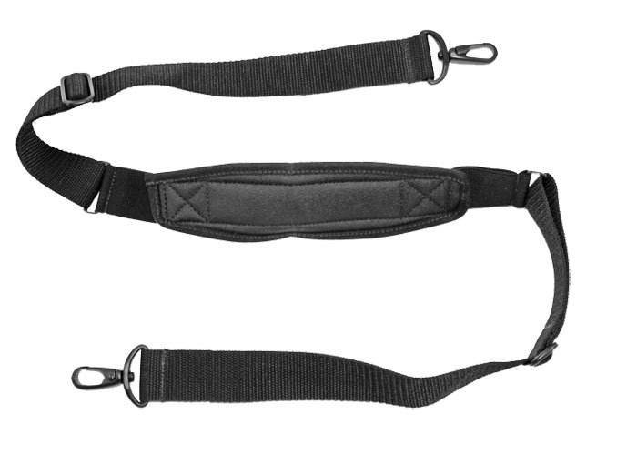 DYNAMIC SHOULDER STRAPBLACK