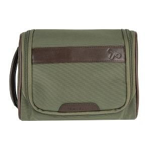 CLASSIC PLUS HANGING TOILETRY KIT - OLIVE