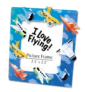 AVIATION MAGNETIC AND DESKTOP PICTURE FRAME