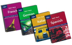 POCKET SIZE FAST TALK ESSENTIAL LANGUAGE GUIDE BOOK