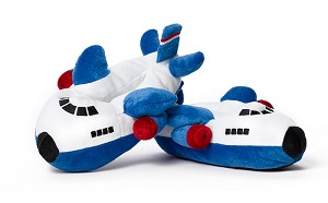 JET SLIPPERS BLUE