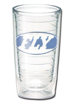 16 OZ TERVIS TUMBLER W/FLY ILLUSION LOGO